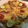 【簡単】手作りピザのレシピ(粉からピザ生地を作ります)