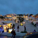 那覇空港から車で10分のカフェレストラン街「瀬長島ウミカジテラス」