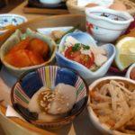 JR 九州ホテルブラッサム新宿の赤坂うまやで和食ランチ