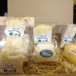 北海道八雲町のふるさと納税「小栗牧場こだわりチーズ詰合せ」