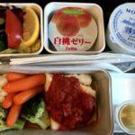 キャセイパシフィック航空の特別機内食(Bland Meal)をオーダーしました
